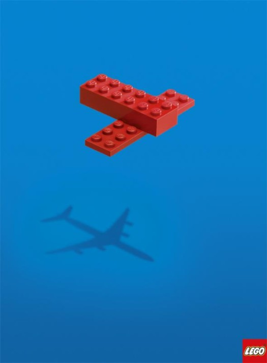 Lego Imagination Airplane
